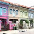 カラフル!プラナカンの建物が可愛い、シンガポール カトン地区へ
