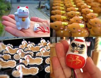 珍しい「おみくじ」いろいろ、広島にある可愛い おみくじたち