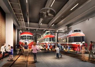 ロマンスカーミュージアム、2021年に誕生!小田急の運転士気分も味わえる鉄道博物館