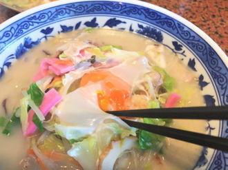小浜ちゃんぽんは、あっさりまろやか!長崎県内でもエリアで味が違う「ちゃんぽん」