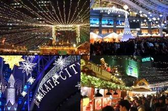 福岡で日本最大級のクリスマスマーケット2018、博多・天神で本場ドイツの雰囲気を