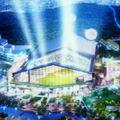 北海道ボールパーク、ワクワクする日本ハムの新球場が北広島市に2023年誕生!