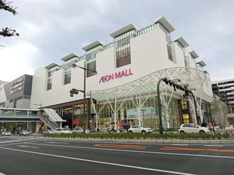イオンモール岡山、356店舗が入る巨大モール!JR岡山駅と直結する地下道も