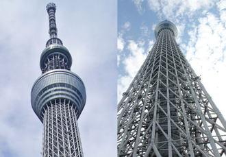 スカイツリーの天望デッキより上!天望回廊(第2展望台)から東京を360度見渡してみました