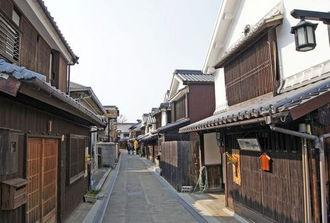 歩きたくなる街・御手洗、広島県呉市に絵になる街並み!ロケ地にも