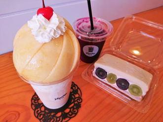 岩国 ベジトリップ、青果市場のジュースバーで飲む「デザートスムージー」が豪華すぎ!