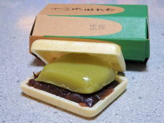 名古屋駅で見つけた「ういろモナカ」自分で完成させるサクサク美味しいプチ土産