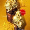ゴディバ「GOLDEN」金箔に包まれたショコリキサー・ソフトクリームが爆誕