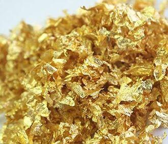 金箔や金粉って、食べたり飲んでも人体に害はないの?