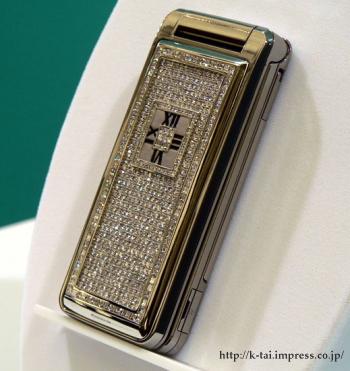 ティファニー 携帯2