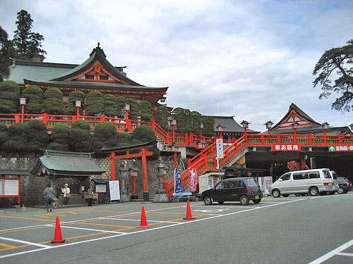 太鼓谷稲成神社社 津和野 画像 26