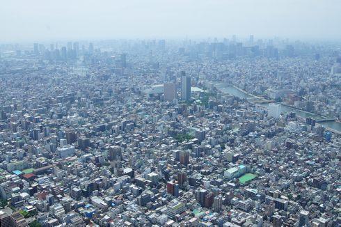 東京スカイツリー 展望台からの景色