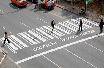 海外の面白いアートな横断歩道いろいろ2