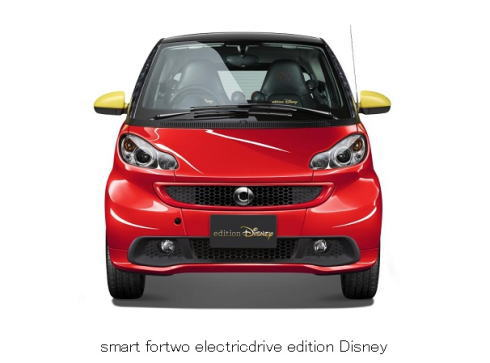 ベンツ ミッキーの電気自動車 画像2