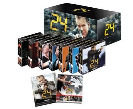 24、10周年記念コンプリートDVD-BOX
