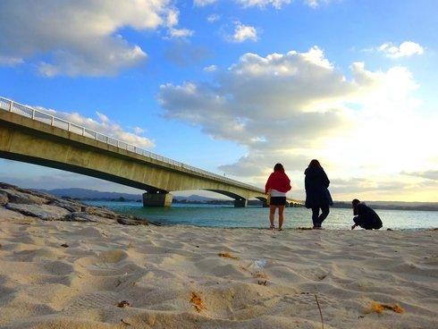 沖縄 古宇利島の画像3