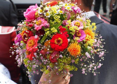 母の日にお花を贈りたい場合