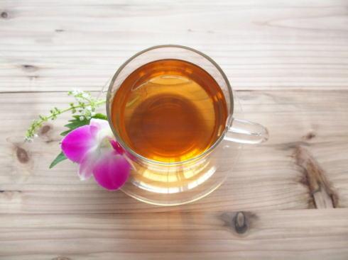 紅茶でトキメキ