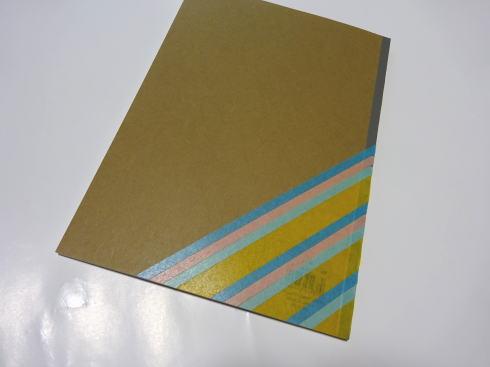 マスキングテープ活用法 ノート2