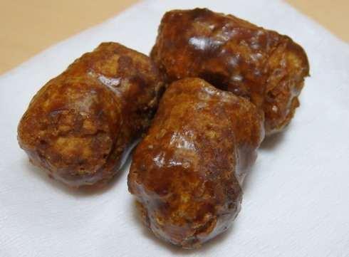 えんどう豆かりんとう、福岡 黒棒本舗