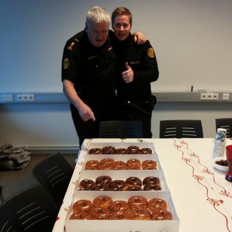 アイスランド警察のインスタグラム写真6