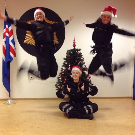 アイスランド警察のインスタグラム写真3