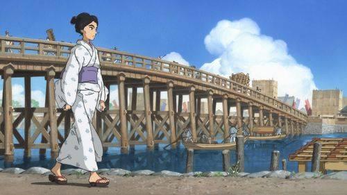 映画 百日紅(サルスベリ)、北斎の娘ストーリーを杏が声優初挑戦