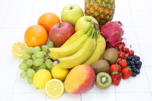 夏バテにフルーツ