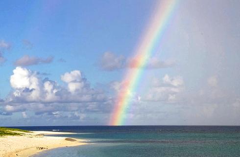 滋賀県は虹に恵まれやすい環境が整っている!