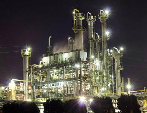 周南コンビナート 工場夜景 画像7