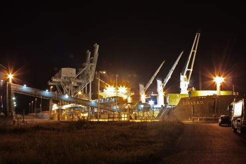 周南コンビナート 工場夜景 画像6