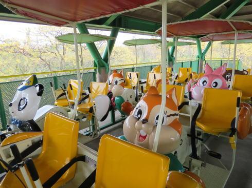 鳥取砂丘こどもの国 サイクルモノレール