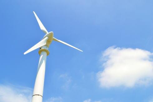 風力発電 イメージ