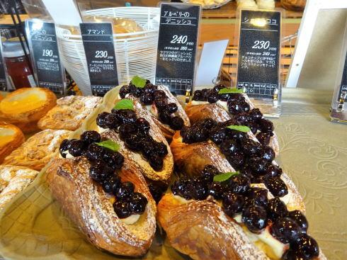 鳥取県米子市のパン屋 リアン パンのラインナップ