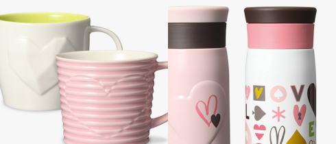 スタバのバレンタイン商品