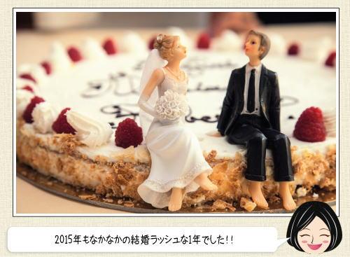 2015年に結婚・離婚した芸能人や有名人たち