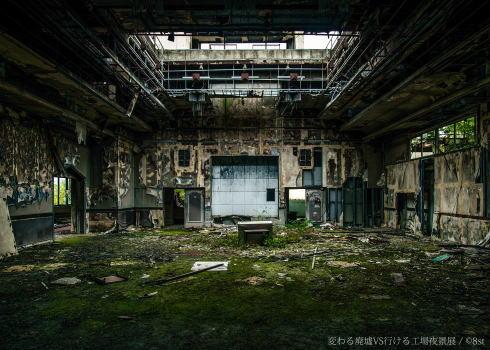 廃墟萌え写真2