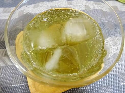 八女茶使用 抹茶コーラの画像