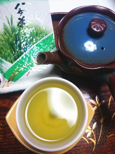 緑茶 お茶の美味しいいれかた