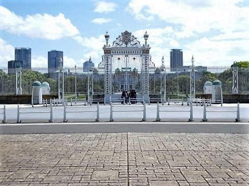 迎賓館 赤坂離宮の門