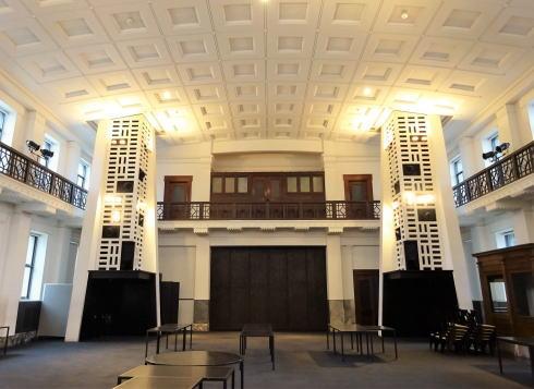 岡山 旧日銀岡山支店のルネスホール 多目的ホール