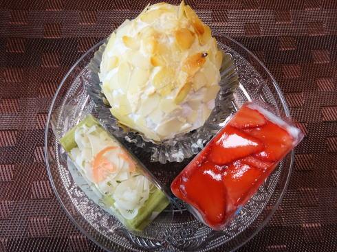 岡山 スーリィラセーヌ ケーキの写真4
