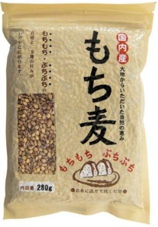 2016年上半期 注目食材 もち麦