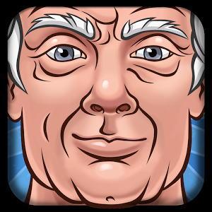 老け顔アプリ アイコン