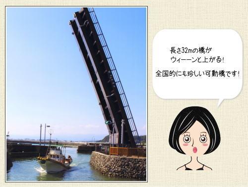 ダイハツ キャストCM 手結港可動橋に山﨑賢人「なんだこりゃぁぁ!」