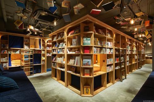 京都の本屋は、宿泊やビールも飲めるぞ!