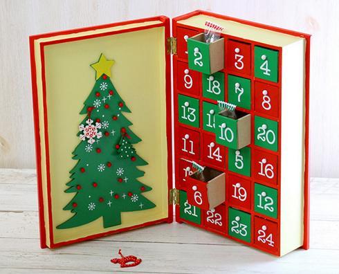 カルディ クリスマスのアドベントカレンダー