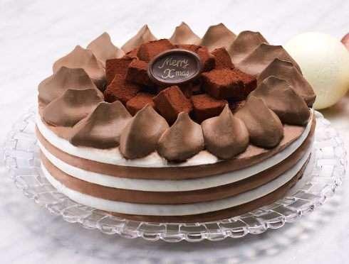 ローソンのアイスケーキ