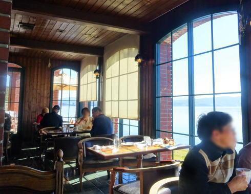 島根県松江市 珈琲館 店内の様子