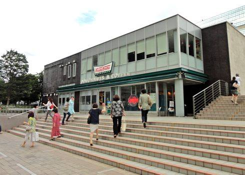 クリスピークリームドーナツ 閉店、新宿サザンテラス店